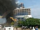 Tập đoàn Hoa Sen lên tiếng về vụ cháy trung tâm thương mại Yên Bái