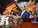 Thủ tướng Nguyễn Xuân Phúc gặp gỡ đại biểu dự Đại hội XII Công đoàn Việt Nam