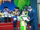 Trung thu 2018: Vietbank trao học bổng cho trẻ em mái ấm