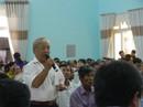 Lãnh đạo tỉnh Bình Định đối thoại với dân