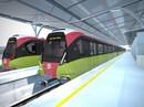 Lộ diện đoàn tàu chạy tuyến đường sắt Nhổn - ga Hà Nội cuối năm 2020