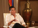 "Ông Duterte nói về ""tội lỗi duy nhất"""