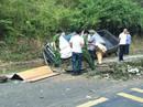 Tai nạn xe bán tải trên đường Hồ Chí Minh, 1 người chết, 1 người bị thương