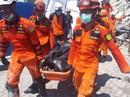 Sóng thần Indonesia: Những tiếng gào thét phát ra từ đống đổ nát