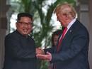"""Tổng thống Donald Trump nói về ông Kim Jong-un: Chúng tôi đã """"bén tình"""""""