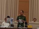 """Thứ trưởng Lê Quý Vương đề cập vụ án Vũ """"nhôm"""", Út """"trọc"""" trong báo cáo tại QH"""