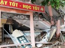 Trường lớp tan hoang, ngập bùn đất trước ngày khai giảng