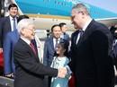 Việt Nam thúc đẩy quan hệ với Nga