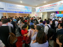 Rồng rắn xếp hàng mua vé 0 đồng tại Hội chợ Du lịch Quốc tế TP HCM