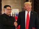 """Bị """"cả thế giới quay lưng"""", ông Trump bày tỏ cảm kích với ông Kim Jong-un"""
