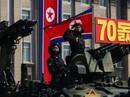 Thông điệp từ tên lửa vắng bóng trong diễu binh Triều Tiên