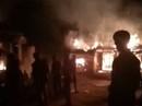 Xem trận U23 Việt Nam - Iraq về, con đổ xăng đốt nhà bố mẹ