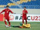 U23 Việt Nam không cầu hòa