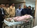 Khởi tố tài xế tông CSGT bị thương, khi giải quyết vụ tai nạn