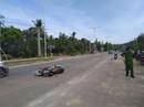 Phú Quốc: Hai xe máy tông nhau, 2 người chết, 1 người bị thương