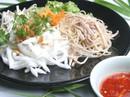 Bánh tằm Ngan Dừa - đặc sản danh tiếng ẩm thực Bạc Liêu