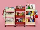 Bí kíp sắp xếp căn bếp gọn gàng mà không cần cabinet chứa đồ