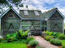 """10 ngôi nhà đẹp """"lạ"""" làm bằng vật liệu tái chế"""