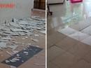Singapore: Gạch lát sàn chung cư chính phủ đồng loạt nứt vỡ