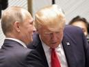 """""""Cơn ác mộng"""" Nga ám Tổng thống Trump"""