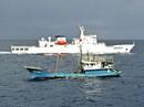 """Philippines tố hải quân Trung Quốc """"đội lốt"""" ngư dân hoạt động tại Trường Sa"""