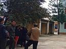 Phát hiện bảo vệ gục chết tại trụ sở UBND huyện