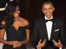 Vợ chồng Barack Obama được ngưỡng mộ nhất 2018