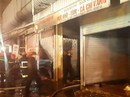 Cháy chợ đầu mối lớn nhất Thanh Hóa trong đêm cận Tết, tiểu thương trắng tay