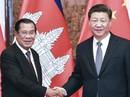 Trung Quốc cam kết viện trợ 4 tỉ nhân dân tệ cho Campuchia