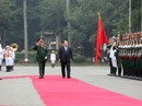 Thúc đẩy quan hệ hữu nghị quân đội Việt Nam - Thái Lan