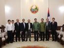 Thaco cùng HAGL phát triển xuất nhập khẩu nông nghiệp Lào