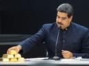 Tại sao kho vàng 1,2 tỉ USD của Venezuela mắc kẹt tại Anh?