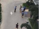 Nhân viên Ban Quản lý KĐTM Thủ Thiêm rơi từ tầng 9 xuống, tử vong