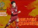 Quang Hải được đánh giá hay hơn Chanathip Songkrasin