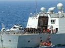 Trung Quốc đóng tàu chiến tiên tiến nhất cho Pakistan