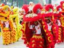 Tết người Hoa ở khu Chợ Lớn