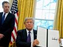 """Quốc hội Mỹ """"ớn"""" chiêu đánh thuế của ông Trump"""