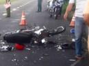 Dự đám cưới về, hiệu trưởng trường cấp 3 bị xe máy tông chết tại chỗ
