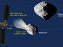 NASA bắn phá tiểu hành tinh mặt trăng, bảo vệ trái đất
