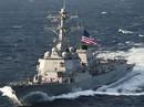 Mỹ tuần tra gần Hoàng Sa thách thức Trung Quốc