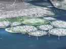 """Đan Mạch xây """"Thung lũng Silicon châu Âu"""" trên 9 đảo nhân tạo"""