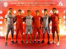 Hãng thời trang Hàn Quốc tài trợ cho CLB TP HCM