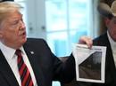 Ông Trump khoe tìm được 23 tỉ USD xây tường biên giới