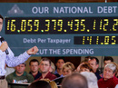 """Nợ công Mỹ chạm """"cột mốc bất hạnh"""""""