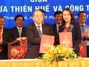 Thừa Thiên – Huế ký kết hợp tác chiến lược với nhiều doanh nghiệp lớn