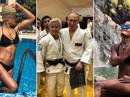 Chân dung nữ võ sĩ Judo hạ đo ván ông Putin