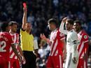 """Real Madrid thua sốc, """"hung thần"""" Ramos lập kỷ lục tệ hại"""