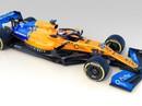 AkzoNobel khoác áo mới cho siêu xe Công thức 1 McLaren