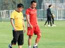 Vì sao Trọng Hoàng nghỉ nửa mùa V-League?