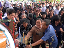Phó Chủ tịch UBND TP HCM Nguyễn Thị Thu đã yên nghỉ nơi quê nhà
